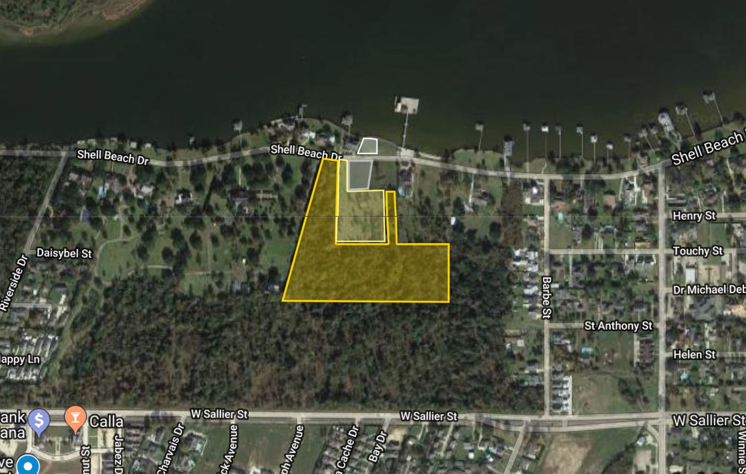 10 acre parcel plus two other offerings